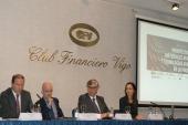 Más de medio centenar de empresas se informan en Vigo sobre las posibilidades de participación en el programa europeo de innovación Horizonte 2020 en 2016