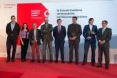 Los proyectos Lazzus, Visualfy y Teleictus Móvil ganan el premio Vodafone a la innovación de telecomunicaciones