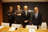 AIMEN Centro Tecnológico y GKN Driveline Vigo se alían para promover la fabricación inteligente y sostenible en el sector de componentes de automoción