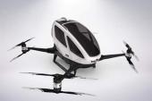 Presentan un dron capaz de transportar personas