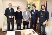 La primera investigadora gallega becada por el Consejo Europeo de Investigación vuelve a Galicia gracias al Programa Oportunius