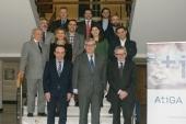 ATIGA, la alianza de los seis centros tecnológicos de carácter estatal de Galicia, renueva su junta directiva