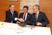 Xunta de Galicia y Fundación Barrié colaboran en un fondo autonómico para fomentar que la investigación se traslade a la empresa