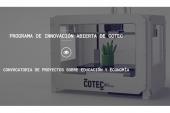La Fundación Cotec financiará con 40.000 euros proyectos que vinculen la innovación con la Educación y la Economía