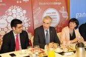 Galicia aspira a situar la biotecnología entre sus sectores estratégicos