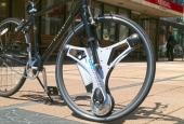 Diseñan una rueda que convierte cualquier bicicleta en eléctrica