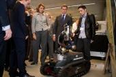 El presidente de la Xunta de Galicia reivindica la industria 4.0 como un nuevo modelo económico