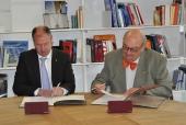 SOGARPO y la Universidade de Vigo suscriben un acuerdo de colaboración para apoyar la innovación y el emprendimiento