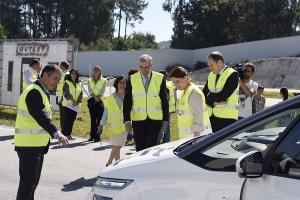 CTAG prevé que en 2020 los coches autónomos adelanten en autopistas y conduzcan en atascos