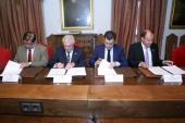 Las universidades gallegas y la Xunta de Galicia optimizarán los recursos en investigación para consolidar a la actividad científica