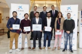 La empresa Lupeón, especializada en impresión 3D en metal, gana el Premio Emprendedor XXI en Galicia
