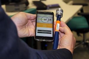 Presentado Insulclock, un dispositivo pionero para el control de la diabetes