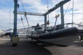 Industrias Ferri bota el primer barco no tripulado realizado íntegramente en España y adaptable a cualquier embarcación