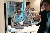 Un robot ayudará a la recuperación de pacientes con daño cerebral