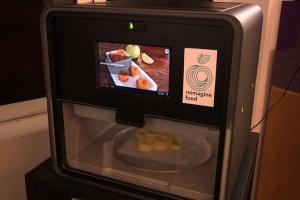 Las impresoras 3D ya imprimen comida y pronto estarán en las cocinas