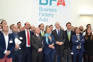 Arranca la primera edición de Business Factory Auto (BFA), la aceleradora para el sector de automoción