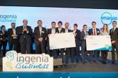 """Enagás premia las ideas más innovadoras de sus profesionales en la segunda edición de """"Ingenia Business"""""""