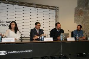 El programa InTalent, impulsado por la UDC e Inditex, capta a sus dos primeros investigadores