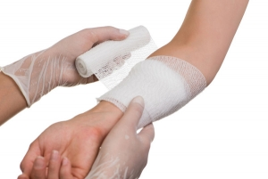 Crean vendas con nanotecnología y 5G para monitorizar heridas en tiempo real