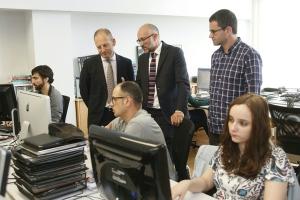 La Xunta de Galicia destaca el papel de las empresas TIC como aceleradoras de la implantación de la Industria 4.0 y de la digitalización empresarial