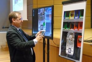 AIMEN y GKN Driveline Vigo presentan las capacidades que ofrecen la Realidad Aumentada y la Realidad Virtual para mejorar los procesos productivos