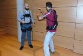 AIMEN muestra las ventajas que ofrecen los exoesqueletos a la Industria 4.0