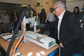 AIMEN y Grupo COPO presentan soluciones innovadoras para la fabricación de piezas de poliuretano
