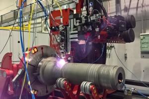 Talento gallego para  desarrollar nuevas fórmulas de reparación para aumentar la vida útil de los aerogeneradores