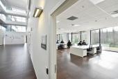 El Consorcio de la Zona Franca de Vigo construye nuevos laboratorios para los sectores aeroespacial y biotecnológico