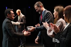 Los Reyes entregan los Premios Nacionales de Innovación y de Diseño 2017