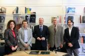 La Universidade de Vigo y Gradiant crean un laboratorio conjunto de investigación en ciberseguridad