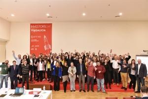 Emprendedores presentan el potencial de sus proyectos innovadores para formar parte de la siguiente fase de ViaGalicia