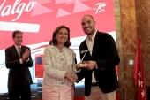 Un sistema que abarata el mantenimiento de las líneas de alta velocidad, nuevo Premio Talgo a la Innovación Tecnológica