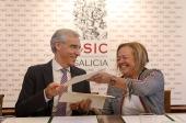 La Xunta de Galicia destina 400.000 euros a líneas del CSIC