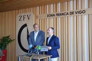El Consorcio de la Zona Franca de Vigo y la Universidad de Vigo acuerdan dedicar el edificio Faraday a I+D