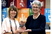 Iberdrola obtiene un Innovation Award 2018 de la red IMPACT2030 por su programa de voluntariado corporativo