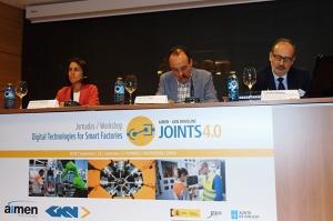 AIMEN y GKN Driveline Vigo presentan soluciones tecnológicas para avanzar en la implantación de la fábrica inteligente