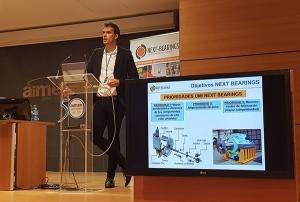 AIMEN y Wärtsilä Ibérica presentan los desarrollos tecnológicos realizados en el marco de la UMI Next-Bearings