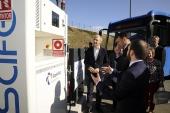 La Unidad Mixta de Gas Renovable busca cambiar el modelo energético de movilidad urbana en A Coruña