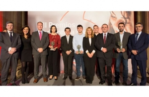 """La Fundación Vodafone España entrega los """"Premios Vodafone a la Innovación"""""""
