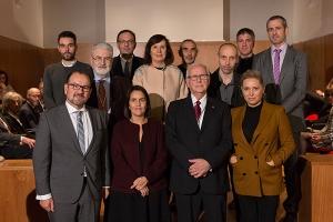 Entregados los Premios de Transferencia de Tecnoloxía en Galicia, otorgados por la Real Academia Galega de Ciencias  y GAIN