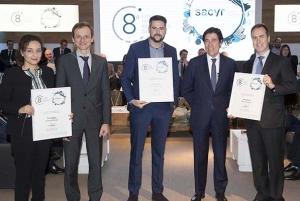 Tyris Software gana la octava edición de los Premios Sacyr a la Innovación