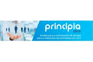 """Abierta la convocatoria del programa """"Principia"""", que promoverá la contratación de 110 jóvenes en empresas y organismos de investigación"""