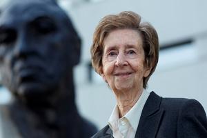 La bioquímica Margarita Salas gana el premio de honor de la Oficina Europea de Patentes