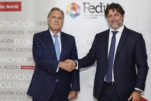 Fedit y la Fundación Barrié firman un convenio que permitirá a 32 Centros Tecnológicos utilizar la metodología de su Fondo de Ciencia