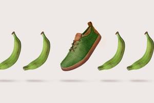 La startup española Indianes crea zapatos biodegradables hechos con fibra de plátano