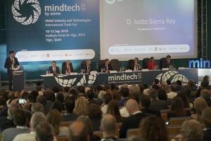 Más de 400 empresas de 20 países se dan cita en la feria industrial Mindtech
