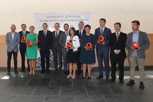 """Vigo y Ames, localidades gallegas distinguidas como """"Ciudades de la Ciencia y la Innovación"""""""