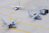 El Polo Aeroespacial de Galicia acoge las pruebas finales de vuelo del Targus, el avión opcionalmente pilotado de Indra y la Xunta