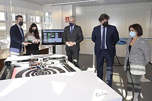 Galicia se posiciona en la vanguardia de la industria aeroespacial